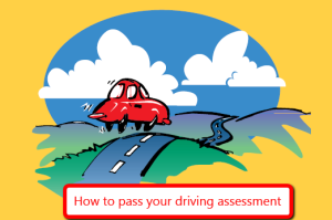 How To Pass Your Driving Assessment